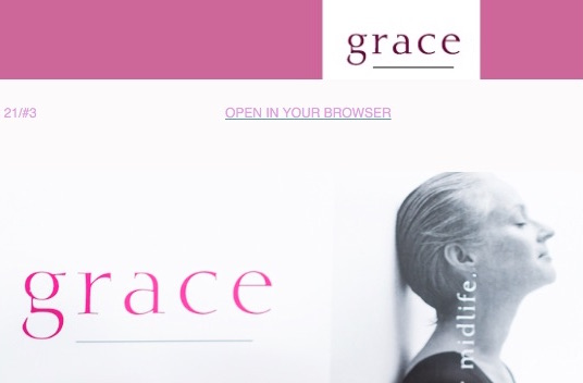 Age With Grace Newsletter
